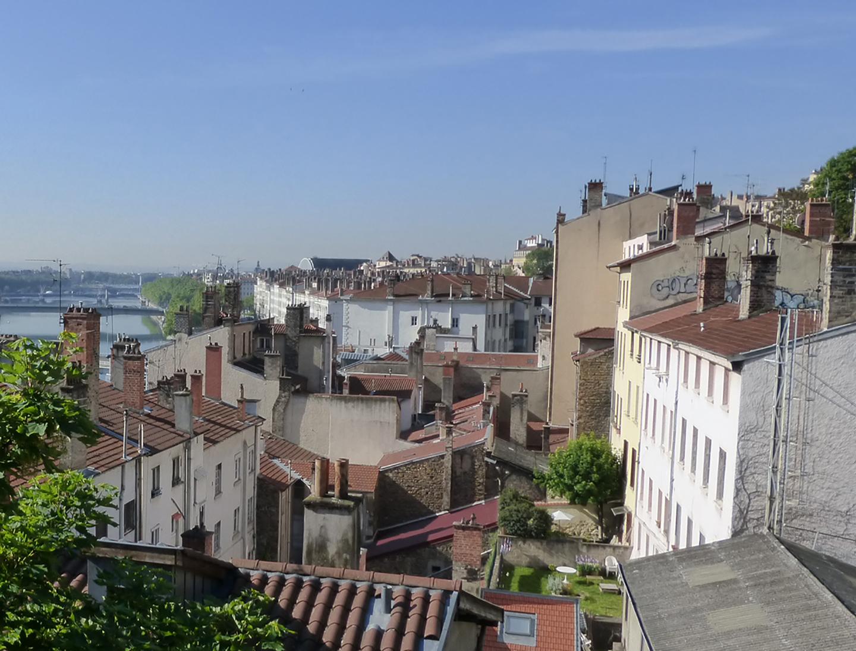 L'AVAP des pentes de la Croix-Rousse à Lyon