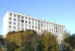 L'immeuble Les Cèdres à Lyon