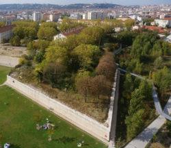 Parc (ancien fort) Sergent Blandan à Lyon