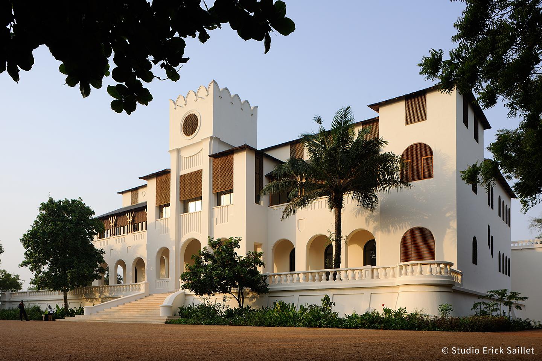 Réhabilitation du palais de Lomé