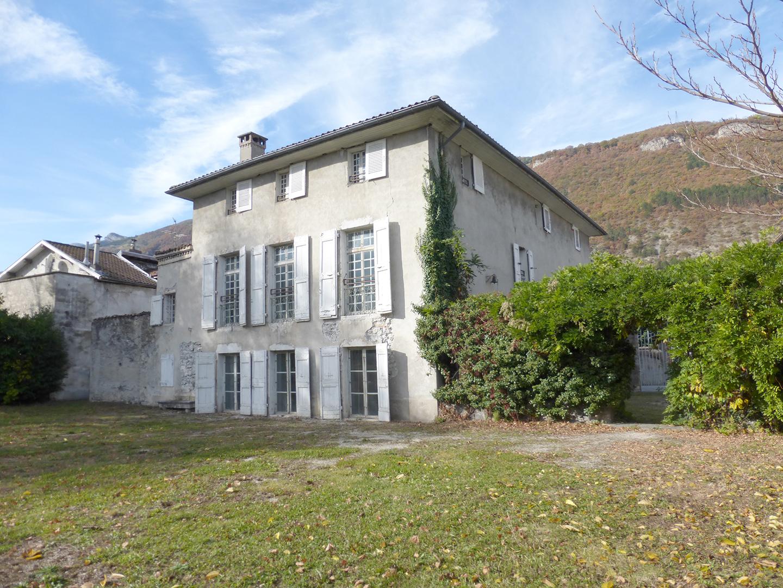La maison Champollion à Vif
